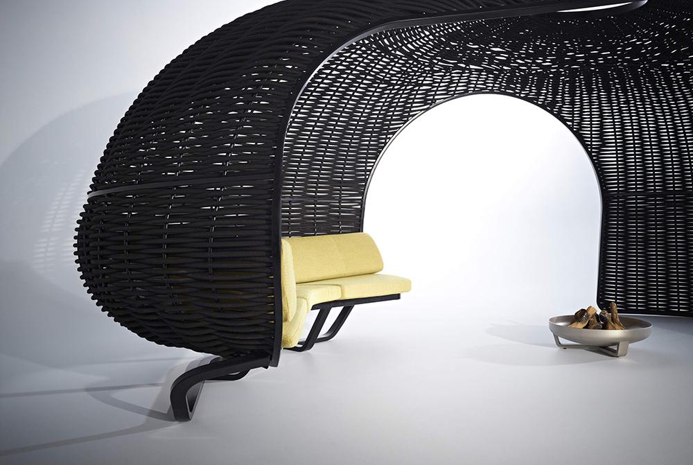 Design lounge hoek